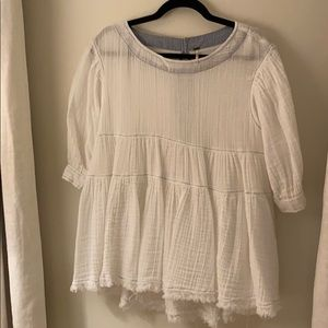Free People Boho Summer Top